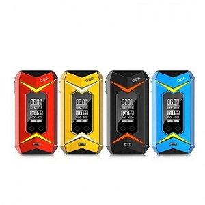 KIT BAT BOX MOD 218W TC BOX MOD - OBS