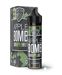 LIQUIDO APPLE BOMB SOUR APPLE BELT - PREMIUM AMERICAN - VGOD