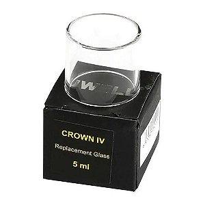 TUBO DE VIDRO CROWN IV 5ML S/ ORING - UWELL
