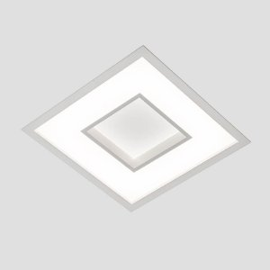 Embutido New Chess Led Integrado 33,6W 3000K 127/220V 490x490x67mm Newline 502LED4