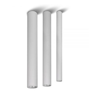 Luminária Sobrepor Tubolare Alumínio 3,8x49,5cm 1xGU10 LED Mini Dicroica Mr11 Bivolt Itamonte Nac 2017/50