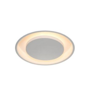 Luminária Embutir Eclipse Alumínio ø33x08cm 4xG9 LED Cápsula Bivolt Itamonte Nac 2042/30 G9