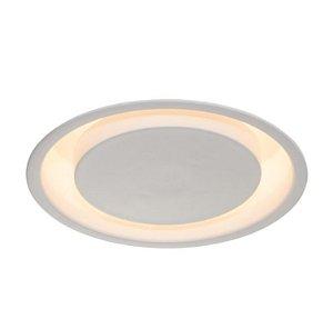 Luminária Embutir Eclipse Alumínio ø53x08cm 8xG9 LED Cápsula Bivolt Itamonte Nac 2042/50 G9