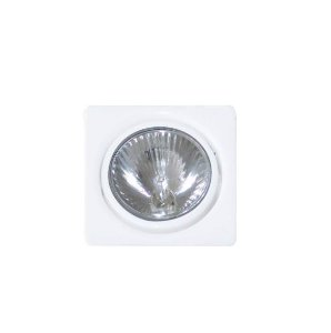Spot Standard Quadrado Orientável Alumínio ø14,5x12x10cm 1xE27 LED Par30 Bivolt Itamonte Nac 1007