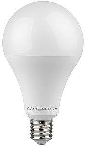 Lâmpada Bulbo E40 40W | 300W 6500K 220º Bivolt 3850LM Saveenergy SE-215.1229