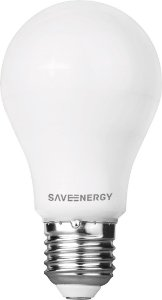 Lâmpada Bulbo IP54 E27 4,8W | 35W 6500K 220° Bivolt 500LM Saveenergy SE-215.1145