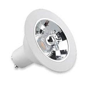 Lâmpada AR70 Dimerizável GU10 8W | 50W 2700K 24° 220V 440LM | 1745CD Saveenergy SE-100.533