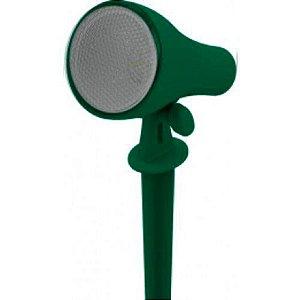 Espeto de Jardim Verde IP65 10W | 75W 6500K 24º Bivolt 740LM | 2580CD  Saveenergy SE-325.1017
