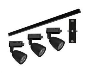 Kit Trilho Direct Led  MR16 18W 3000K 1000x35x19mm Taschibra 7897079084566