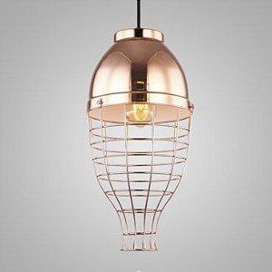 Pendente Aramado Bronze Mais Luz  PE-051/1.21BRO