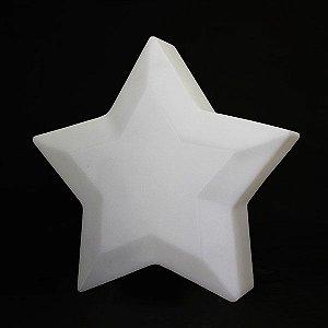 Luminária de Mesa Estrela Cor Natural Usare US79