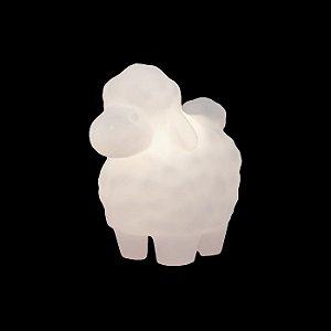 Luminária de Mesa Ovelhinha Cor Natural Usare US89