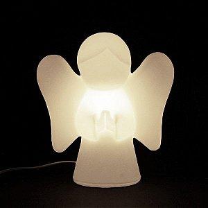 Luminária de Mesa Anjinho Cor Natural Usare US02