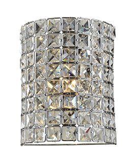 Arandela de Cristal Luxor Arquitetizze AR2711-1.000