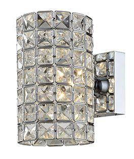 Arandela De Cristal Luxor II A16 X L12 Arquitetizze  AR2811-1.000