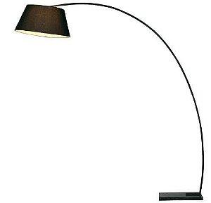 Coluna Post 198x163x50cm 1xE27 40w Cor Preta Casual Light CL1024