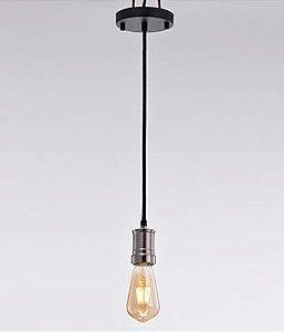 Pendente Thomas Edison D4,4cm x A8,7cm  Arquitetizze PD5716-1.000