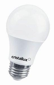 Lâmpada  Bulbo Bivolt 4,7W 3000K  490LM Cristallux 200112