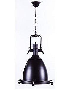 Pendente Plutão BIVOLT para 1 Lâmpada tipo E27 A56 X L31 Arquitetizze PD4701-1.000