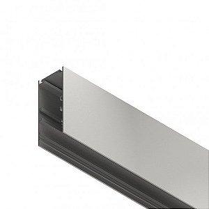 Perfil Sistema de Iluminação Linear S33 Base Pendente Misterled SLED 9022
