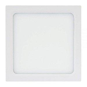 Painel Quadrado de Embutir - 22,5cm - 4000K 18 W 100-240 V 1300LM Brilia 438244