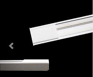 Ponteira Acabamento (Branco ou Preto) Altena CXB00003