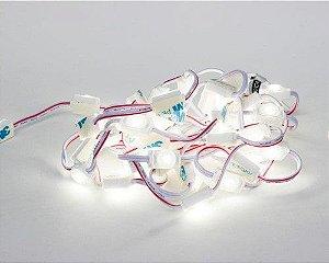 Módulo LED SMD 2835 Branco Frio 1 LED com lente Revoled  LM2835CW01L