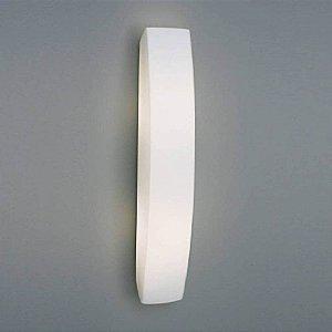 Arandela Mirror Metal 61x12x11cm 2XE27 Cor Branco Bella Iluminação ZD2859