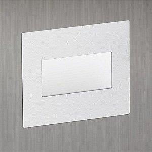 Balizador para Caixa de Luz Linha Montenero Quadrato 4×4 136mmx115mm 1W 96Lm Misterled SLED6060D