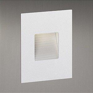 Balizador para Caixa de Luz Linha Montenero Quadrato 4×2 116mmx88mm Refletor Vertical Misterled SLED6067RV