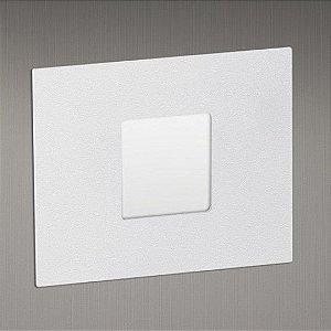Balizador para Caixa de Luz Linha Montenero Quadrato 4×2 Difusor Horizontal Misterled SLED 6067DH