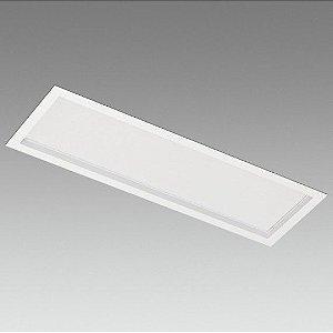 Embutidos de Teto Linha Gran Toscana 14W 1600Lm 300mmx200mm Branco Misterled SLED8820