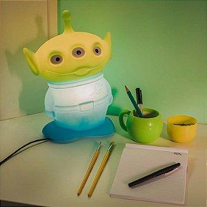 Luminária de Mesa Alien Toy Story Usare ALIEN