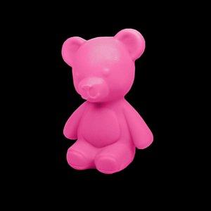 Luminária de Mesa Teddy Cor Rosa Usare TEDDYROSA