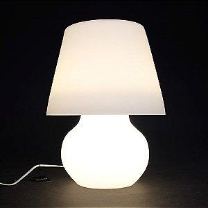 Luminária de Mesa Lampe Cor Natural Usare US55