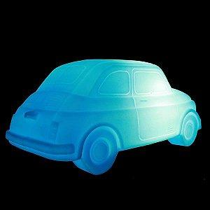 Luminária de Mesa Fiat 500 Cor Azul Usare FIAT