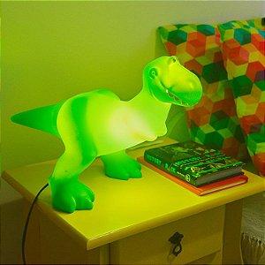 Luminária de Mesa Rex Toy Story Usare REXTS