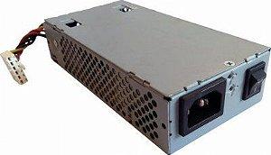 Fonte 0510 50W 5V 10A +12V 0,5A -12V 1,2A Cisco Metálica Fontek FOMET006