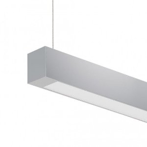 Pendente/Perfil Minimalista Sistema de Iluminação Linear P10 1MT Misterled SLED 9090 P10