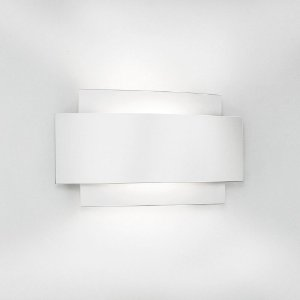 Arandela Courbe Led 127V LED 2700K – 216 x 122 x 48mm Newline 335LED1