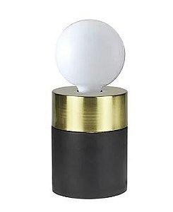 Abajur Tint 1xE27 / máx.40W Ø9 × A12 cm PT/DO Quality QAB1375DO