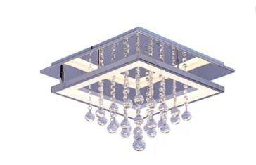 Plafon Topt LED 18W 1080lm 3000K 45 x 45 x A28 cm Quality QPL1336G