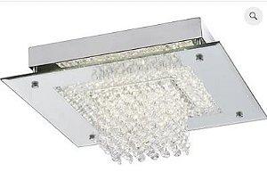 Plafon Dijon LED 18W 1260lm 4000K L36 x P36 x A14,5 cm Quality QPL884