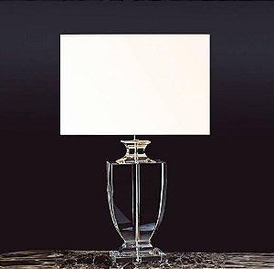 Base para Abajur Classic 45cm H 1XE27- CR/TR  Bella XL1121