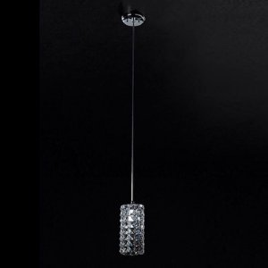 Pendente Sonata 9,5cm x 12cmH 1XG9 - CR/TR Bella HO2661P