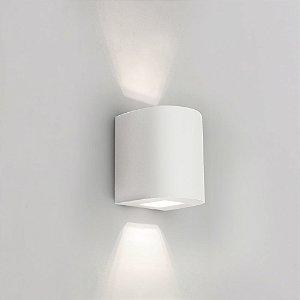 Arandela Oval LED 6W 2700K 220V 10x10x12cm Newline 9589LED2