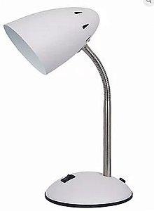Luminária Beak 20x14,5X30cm 1xE27 Cor Branca Casual Light QLM1162-BR