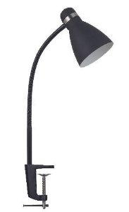 Luminária de Mesa Pressure Preto Metal 1xE27 40W 33x10,5x44cm Quality QLM1179