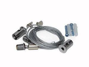 Kit de suspender p/ perfil de alumínio Pendente 1.5m Par Revoled AX0902