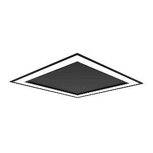 Embutido Fit Edge 25,2w 4000K 127/220V 30x30x4cm Newline EM0122LED4
